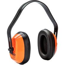 Наушники NEO TOOLS защитные Black/Orange (97-560)