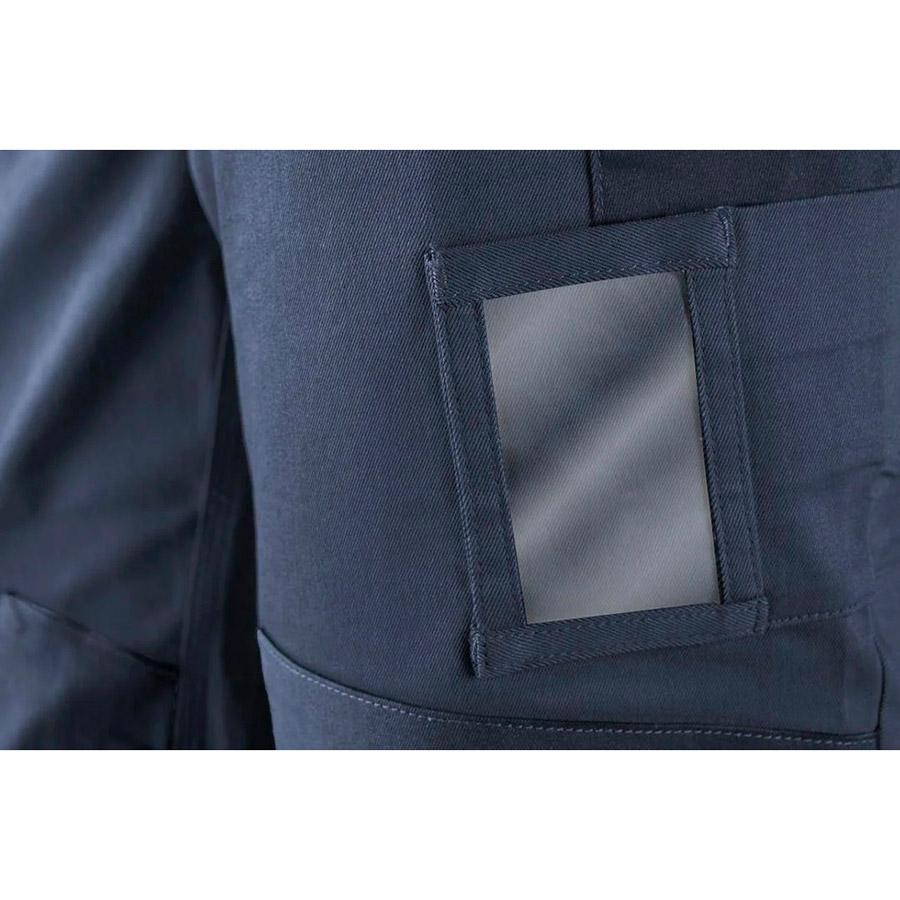 Рабочие брюки NEO TOOLS Navy L (81-224-L) Пол мужской