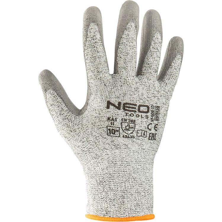 Перчатки рабочие NEO TOOLS 97-609-10 Пол универсальный
