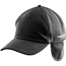Бейсболка NEO TOOLS Black (81-620)