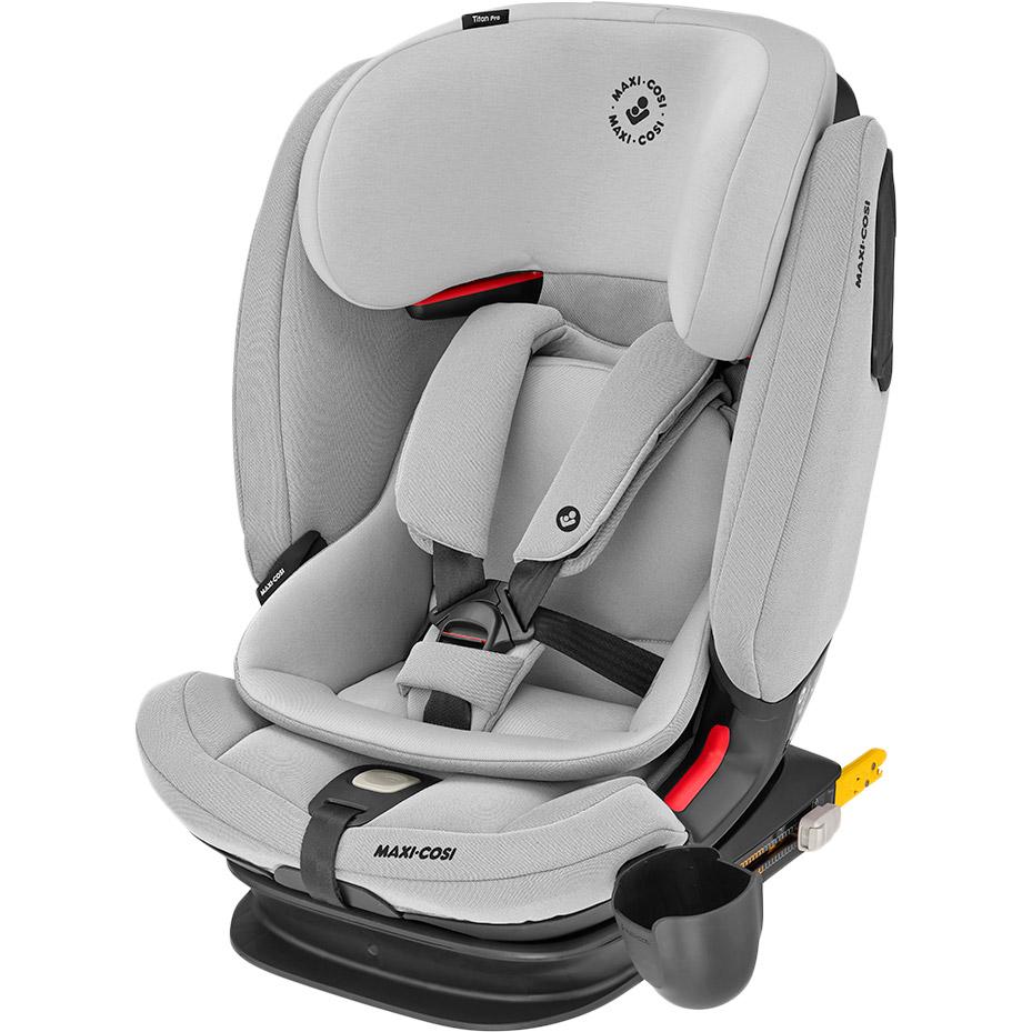Автокресло MAXI-COSI Titan Pro Authentic Grey