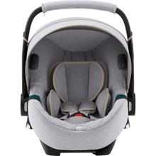 Автокресло BRITAX ROMER BABY-SAFE iSENSE Nordic Grey с платформой