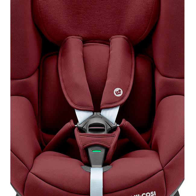 Автокресло MAXI-COSI Tobi Authentic Red (22630) Возраст от 9 месяцев до 4 лет