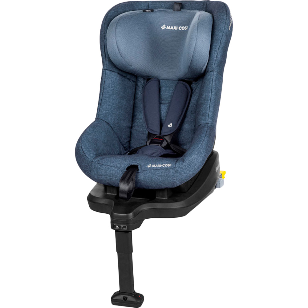 Автокресло MAXI-COSI TobiFix Nomad Blue Возраст от 9 месяцев до 4 лет