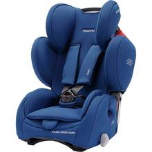 Автокресло RECARO Young Sport Hero Core Energy Blue (32446)