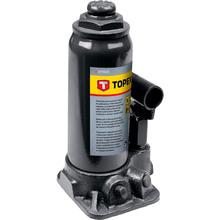 Домкрат гідравлічний пляшковий Topex 215-445 мм 5 т (97X035)