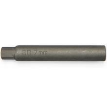 Насадка TOPTUL для розбирання стійок L 92мм внутр. шліц 7мм (JEAW0107)