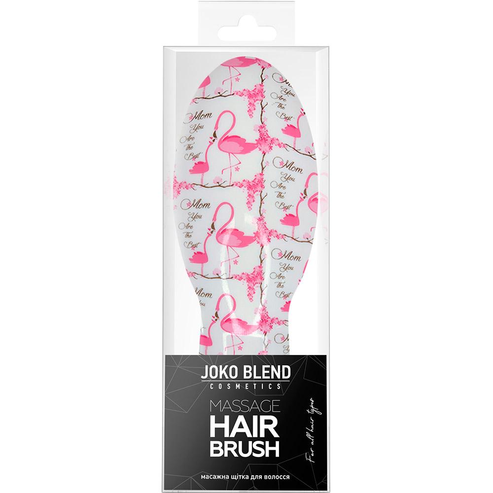 Массажная щётка JOKO BLEND щітка Exotic Flamingo Hair Brush (834195) Тип массажная щетка