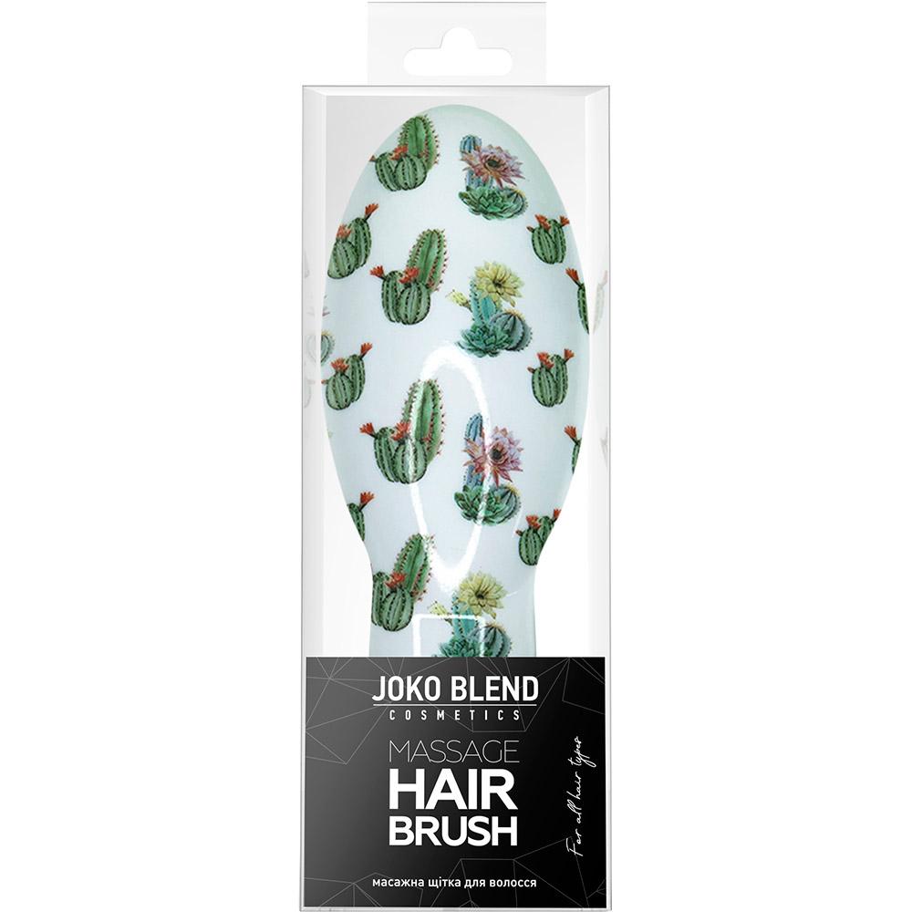 Массажная щётка JOKO BLEND Mexican Cactus Hair Brush (834196) Тип массажная щетка