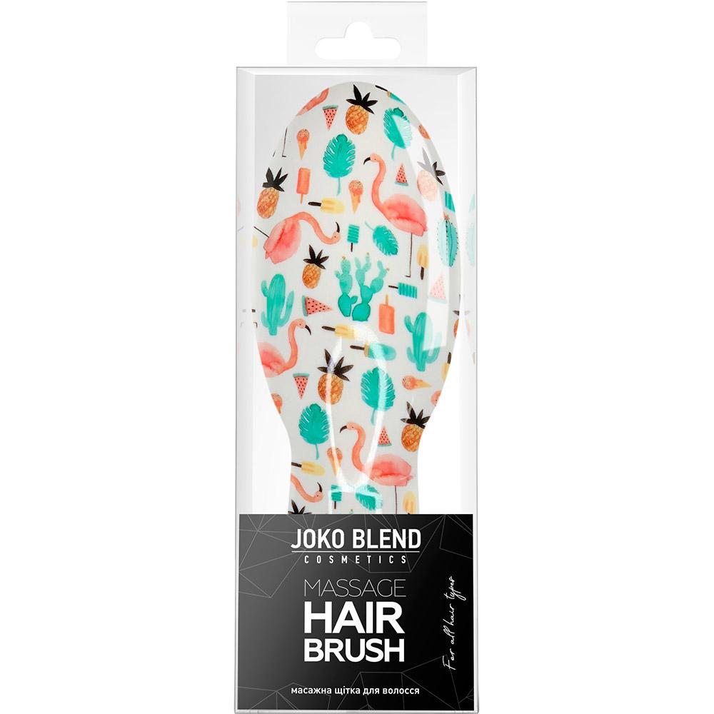 Массажная щётка JOKO BLEND Summer Sparkle Hair Brush (834197) Тип массажная щетка