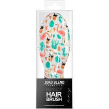 Массажная щётка JOKO BLEND Summer Sparkle Hair Brush (834197)