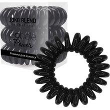 Набор резинок JOKO BLEND Power Bobble Black (834214)