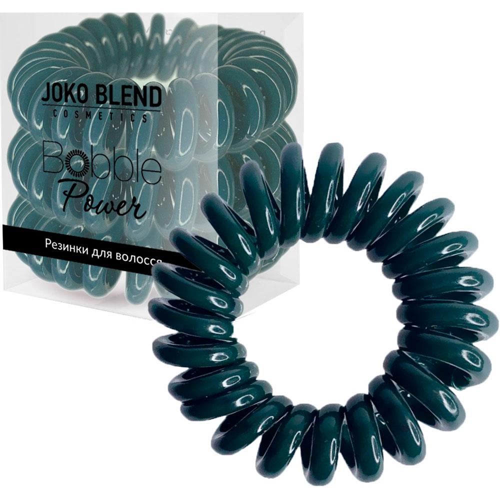 Набор резинок JOKO BLEND Power Bobble Dark Green (834215)