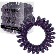 Набор резинок JOKO BLEND Power Bobble Lilac (834217)