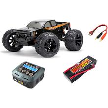 Автомобиль TEAM MAGIC монстр 1:10 E5+S6+3600mAh 3S RTR (TM510001-RTR)