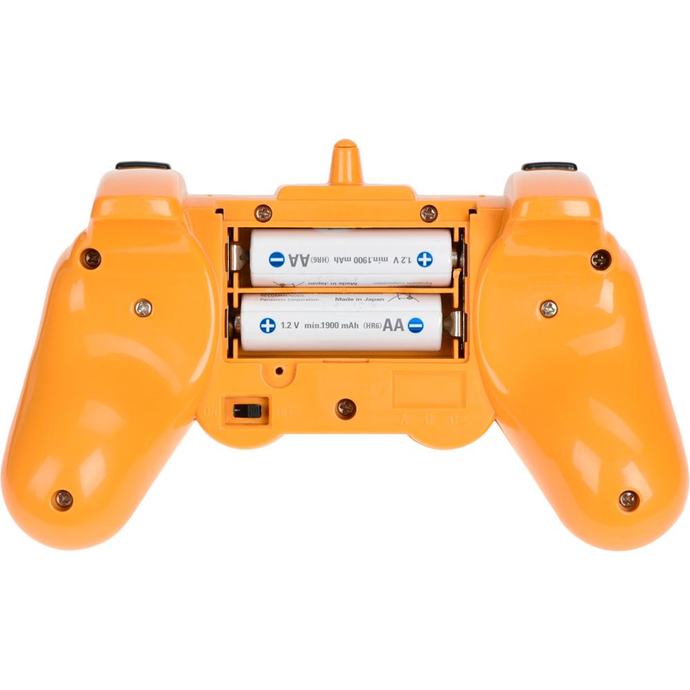Бетономішалка жовта SAME TOY (E528-003) Радіоуправління дистанційне керування