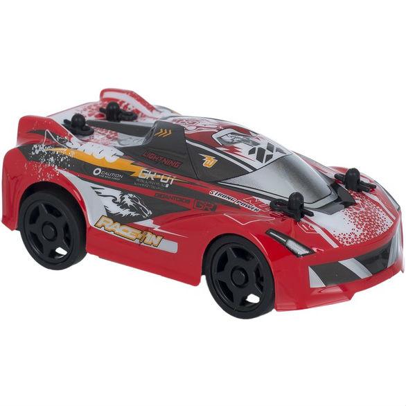 Машинка RACE TIN 1:32 RED (YW253101) Дополнительно необходимо батарейки для автомобиля 2 х АА; батарейки для пульта управления 2 x AA