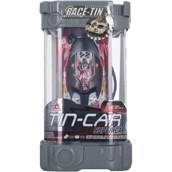 Машинка RACE TIN 1:32 RED (YW253101) Радиоуправление 27 МГц