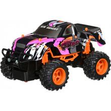 Машинка на р/у NEW BRIGHT 1:24 GRAFFITI TRUCK Violet (2408F-2)