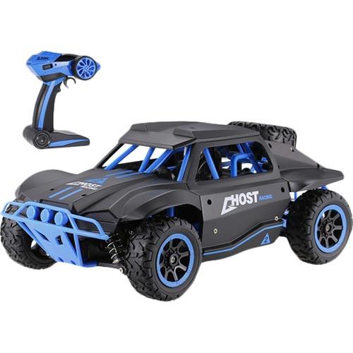 Машинка на р/к HB Toys Ралі 4WD Blue 1:18 (HB-DK1802) Живлення Акумулятор Ni-Cad 9.6 в 700 мАг