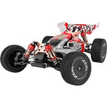 Машинка на р/у WL Toys 1:14 4WD красная (WL-144001R)