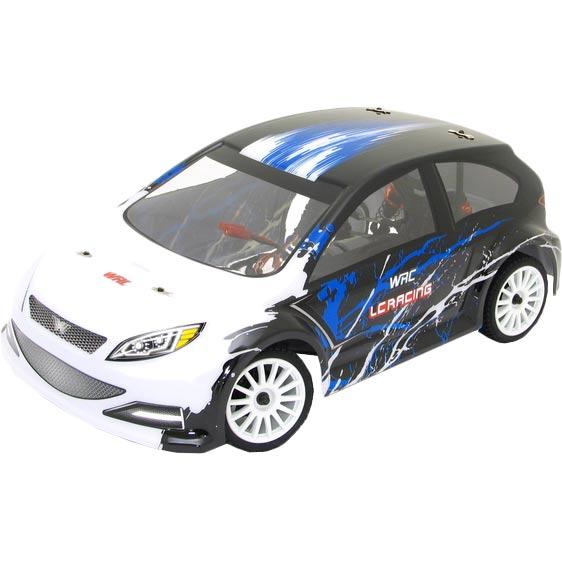 Машинка на р/у LC Racing WRCL 1:14 (LC-WRCL-6194)
