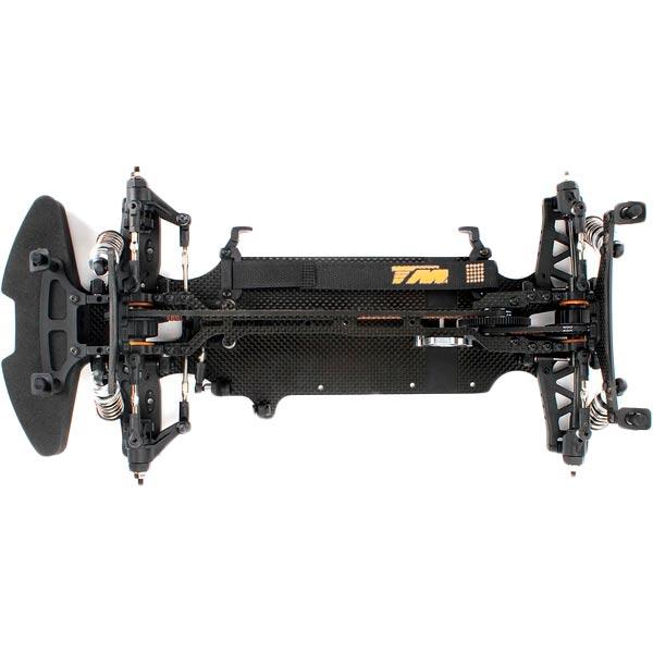 Машинка на р/к TEAM MAGIC 1:10 E4JS II KIT (TM507003) Комплектація набір для складання моделі, інструкція