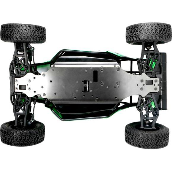Машинка на р/у TEAM MAGIC 1: 8 SETH ARTR зелений (TM560015G) Комплектація автомодель, пульт управління, колісний ключ, інструкція