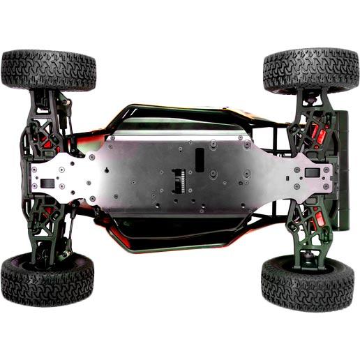 Машинка на р/у TEAM MAGIC 1:8 SETH ARTR красный (TM560015R) Комплектация автомодель, пульт управления, колесный ключ, инструкция