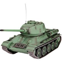 Танк на радіокеруванні HENG LONG T-34 1:16 (HL3909-1UPG)