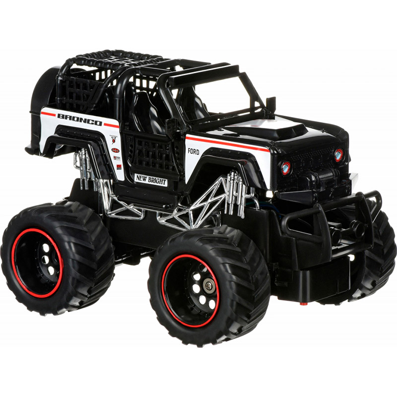 Машинка на р/у New Bright 1:24 Off Road Trucks Bronco (2424) Комплектація машинка, пульт ДУ
