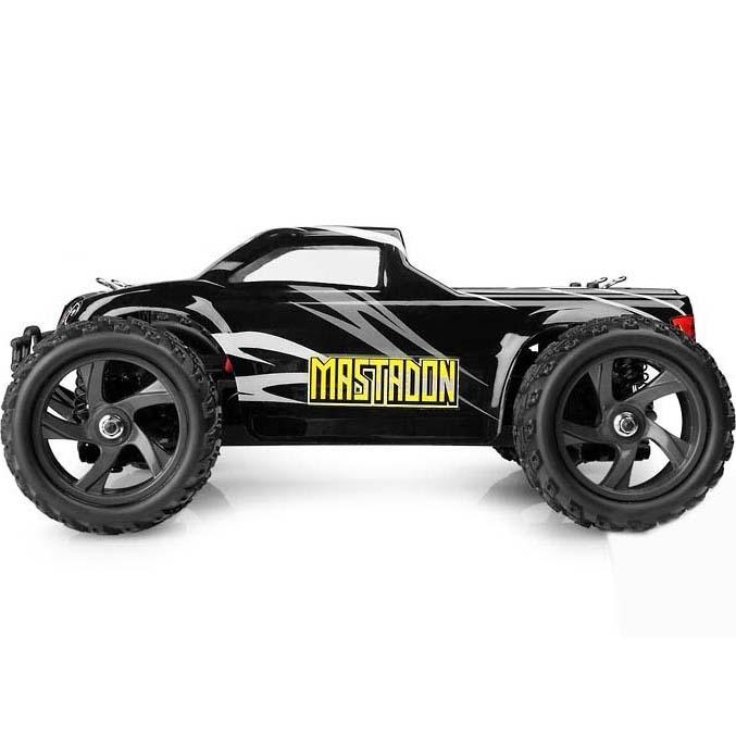 Монстр HIMOTO 1:18 Mastadon E18MT (E18MTb) Система сервоприводов Mini Racing Servo