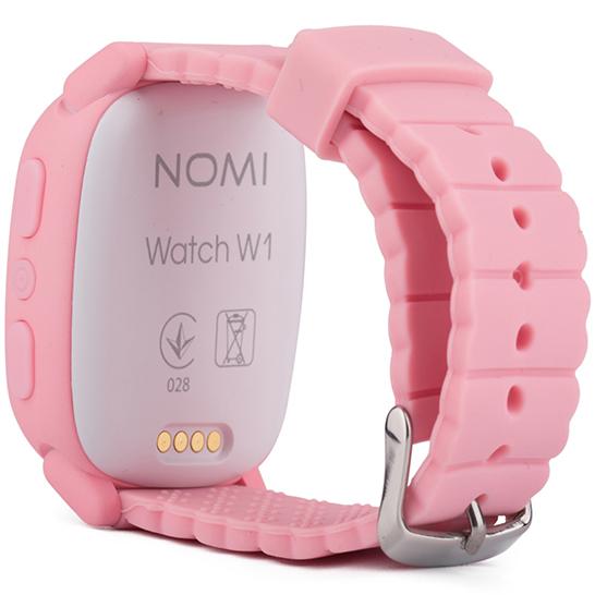Смарт-годинник для дітей NOMI Watch W1 Pink Функціональність дитячі