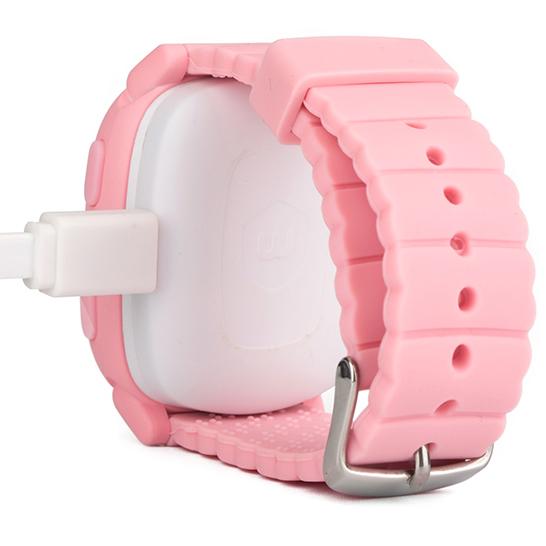 Смарт-годинник для дітей NOMI Watch W1 Pink Операційна система інша
