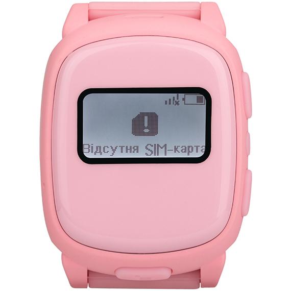 Смарт-годинник для дітей NOMI Watch W1 Pink Сумісність Android OS