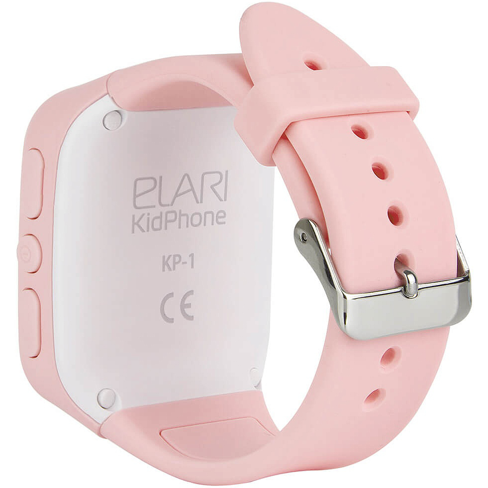 Детский телефон-часы ELARI KidPhone Pink (KP-1PK) Функциональность детские