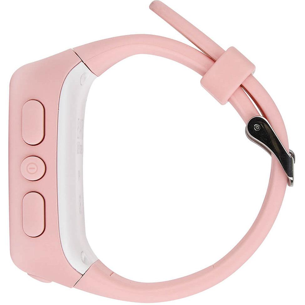 Детский телефон-часы ELARI KidPhone Pink (KP-1PK) Операционная система другая