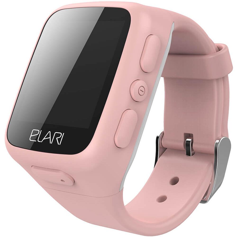 Детский телефон-часы ELARI KidPhone Pink (KP-1PK) Совместимость Android OS