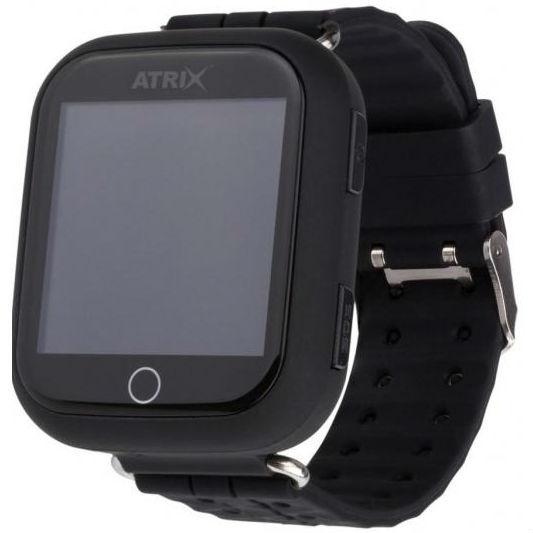 Смарт-годинник для дітей ATRIX Smart watch iQ100 Touch Black Функціональність дитячі