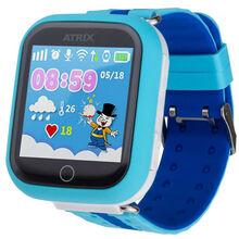 Смарт-часы для детей ATRIX Smart watch iQ100 Touch Blue