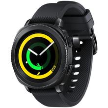 Смарт-часы SAMSUNG Gear Sport Black (SM-R600NZKASEK)