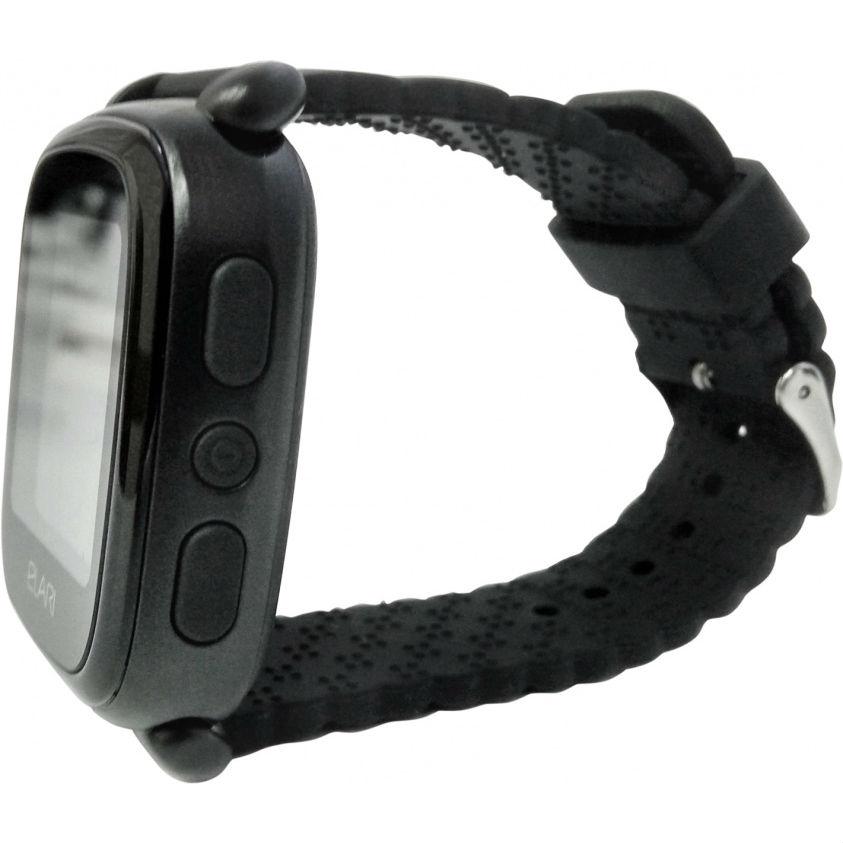 Смарт-годинник ELARI KidPhone 2 Black (KP-2B) Операційна система інша