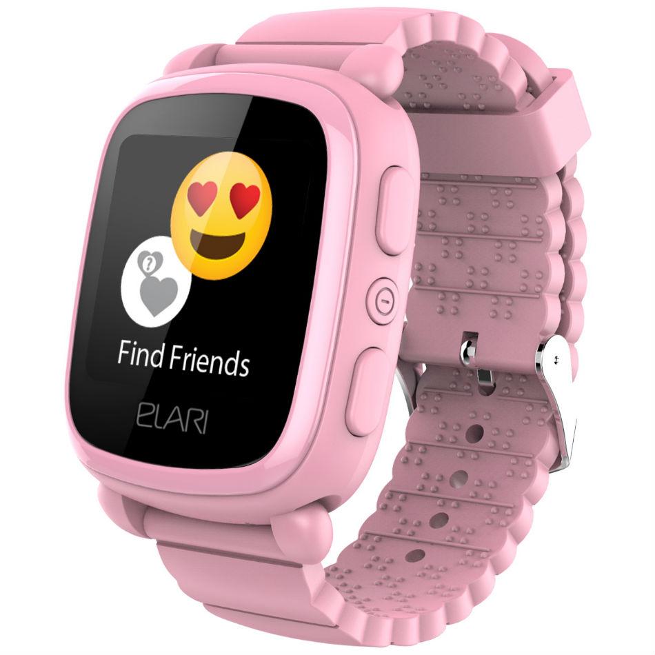 Смарт-годинник ELARI KidPhone 2 Pink (KP-2P)