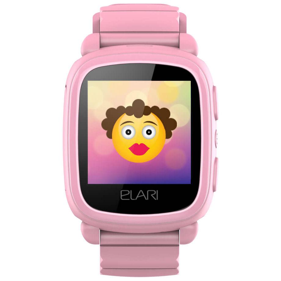 Смарт-годинник ELARI KidPhone 2 Pink (KP-2P) Функціональність дитячі