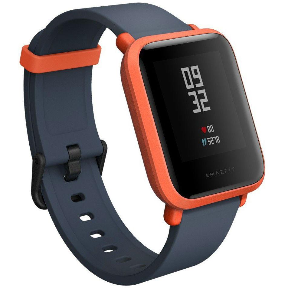 Смарт-часы XIAOMI Amazfit Bip Cinnabar Red (350280) Функциональность для взрослых