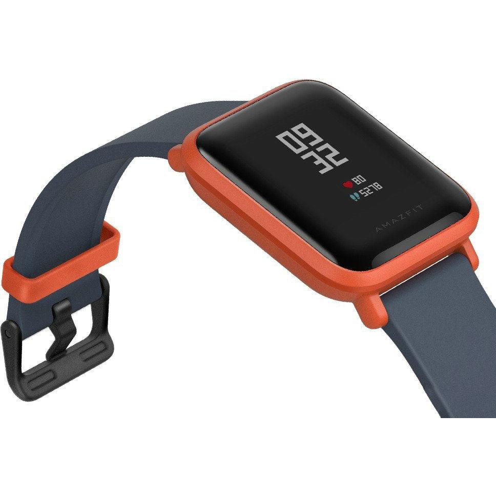 Смарт-часы XIAOMI Amazfit Bip Cinnabar Red (350280) Совместимость Android OS