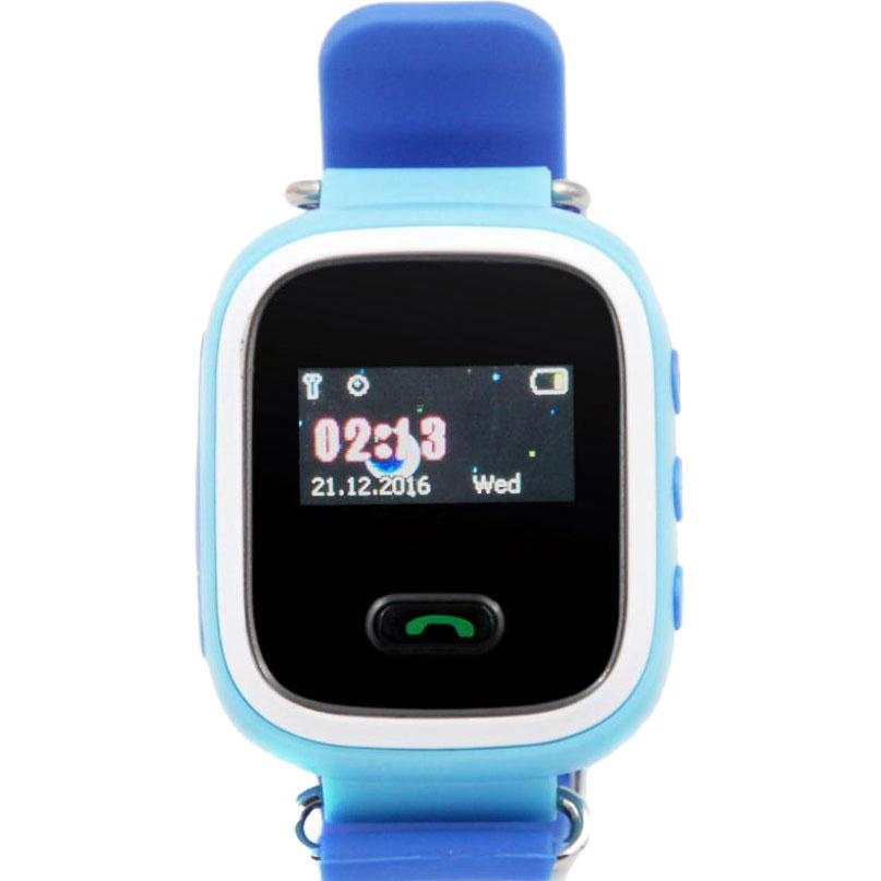 Смарт-часы GOGPS ME K11 Синий (K11BL) Функциональность детские