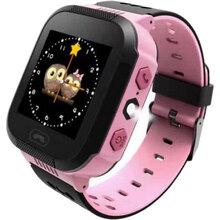 Смарт-годинник GOGPS ME K12 Рожевий (K12PK)