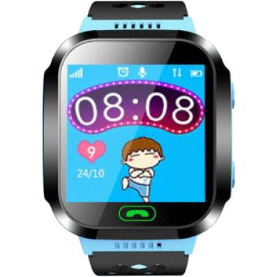 Смарт-часы GOGPS ME K12 Синий (K12BL) Функциональность детские