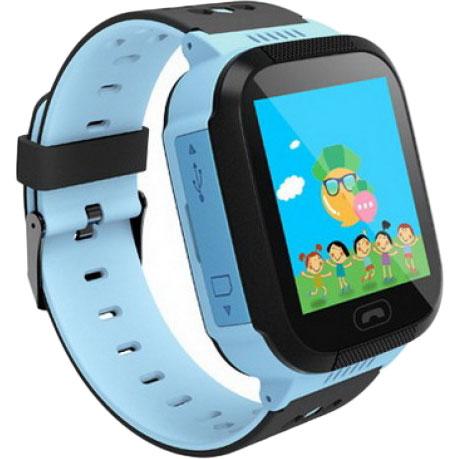 Смарт-часы GOGPS ME K12 Синий (K12BL) Совместимость Android OS